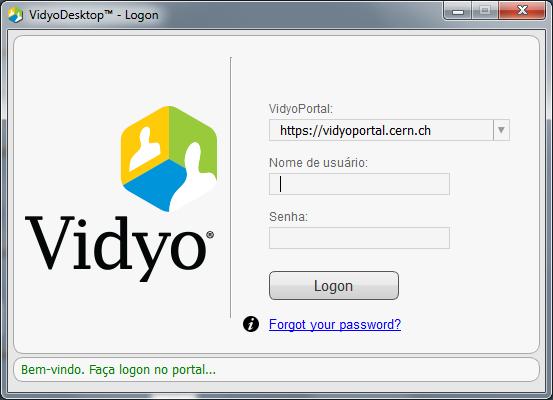 Portal Vidyo